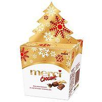 Коробка конфет Merci Crocant Рождественские 150гр