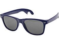 Солнцезащитные очки-открывашка, темно-синий