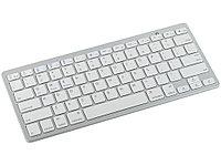 Клавиатура Traveler Bluetooth®, белый