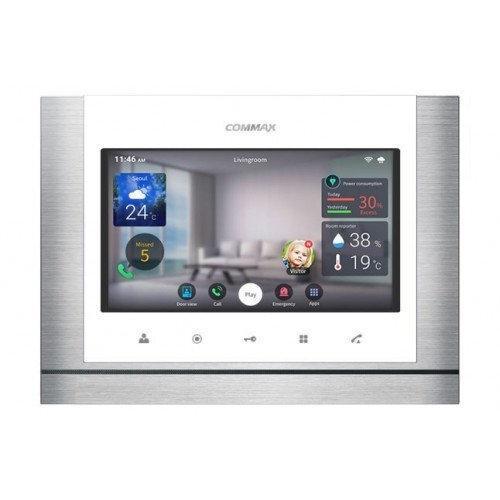 COMMAX -  CIOT-1020M - Android, HD, Технология - Wifi и IoT (WHI)