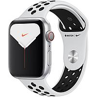 Apple Watch Nike Series 5 40mm Silver Aluminum Case with Nike Sport Band, фото 1