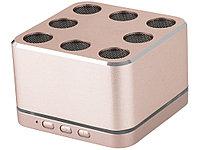 Динамик Morley Bluetooth®, розовый