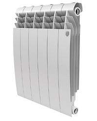 Радиатор алюминиевый Royal Thermo DreamLiner (Biliner Alum) 500 - 6 секц. 182 Вт/сек.