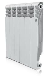Радиатор биметаллический Royal Thermo Revolution Bimetall 500 - 8 секц. 161 Вт/сек.
