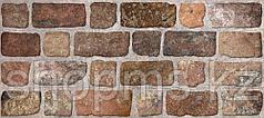 Керамическая плитка PiezaROSA Лофт корич средн 139362 (20*45)