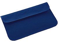 RFID блокер сигнала и футляр для телефона, темно-синий