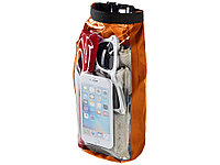 Туристическая водонепроницаемая сумка объемом 2 л, чехол для телефона, оранжевый