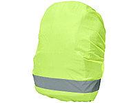 Светоотражающий и водонепроницаемый чехол для рюкзака William, неоново-желтый