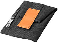 Бумажник Keeper для ношения на обуви, оранжевый
