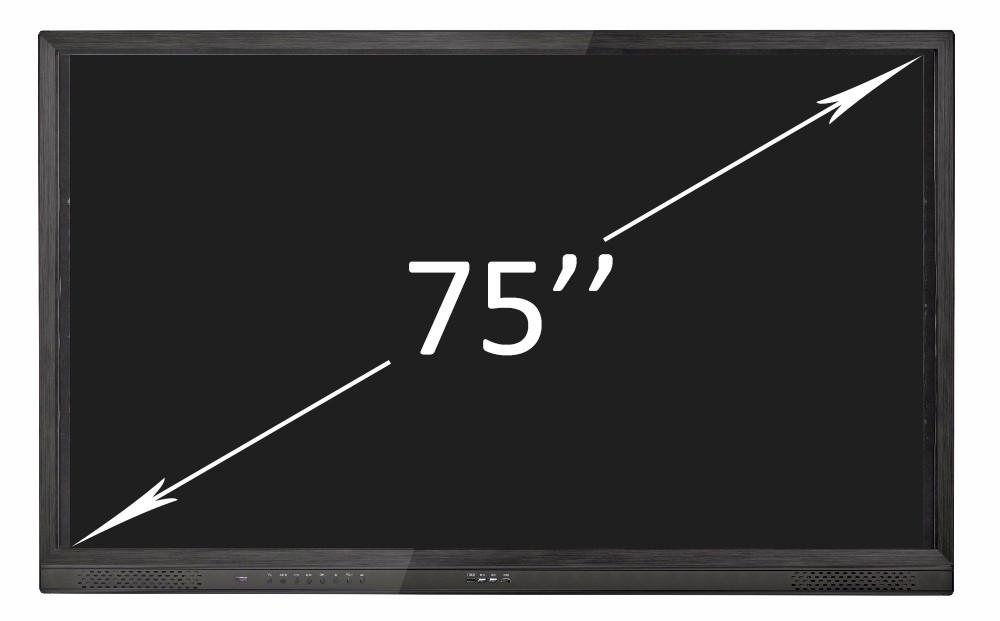 Интерактивная панель DIGITOUCH GT75 4K