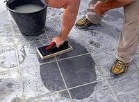 Как очистить поверхность от бетона и цементных растворов