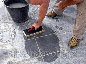 Остался цементный раствор дюбель бетон
