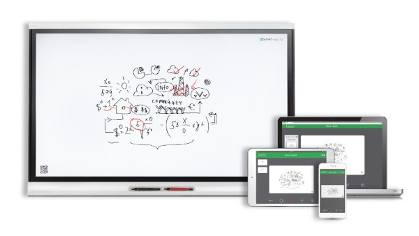 Интерактивная панель SMART KAPP IQ 65