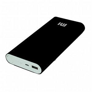 Зарядное устройство портативное Power Bank XIAOMI {10400, 20800 mAh} (Черный / 20800 мА/ч)