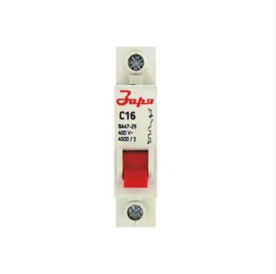 Выключатель автоматический 1Р--40А