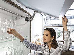 Подъемный механизм для верхних шкафов AVENTOS HS (20SA01) new
