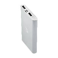 Пауэр банк ACME PB16S, 15000mAh micro USB Silver