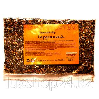 Монастырский чай от инфаркта