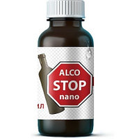 АlcoSTOPnano - капли от алкоголизма (АлкоСтоп Нано)