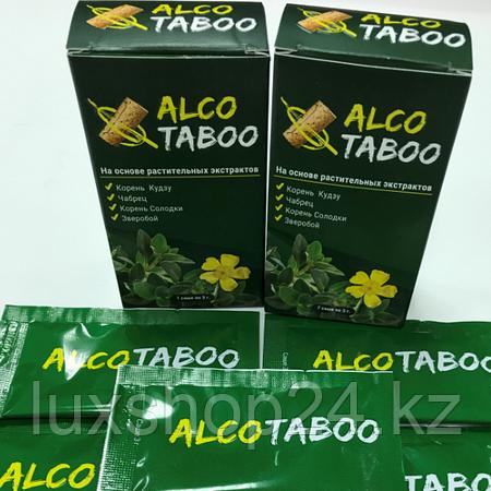 Препарат от алкогольной зависимости AlcoTaboo (АлкоТабу)