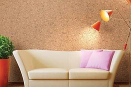 Настенное пробковое покрытие Corkstyle Wall Design Vico Nat