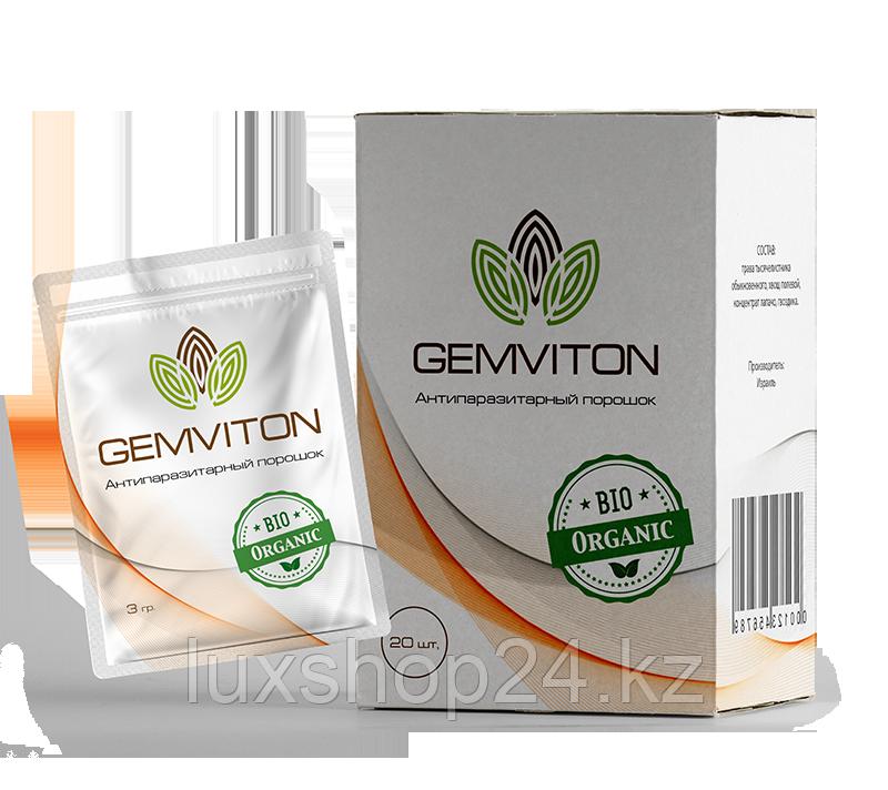 Gemviton (Гемвитон) антипаразитарное средство