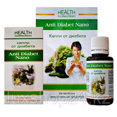 Препарат Anti Diabet Nano от диабета