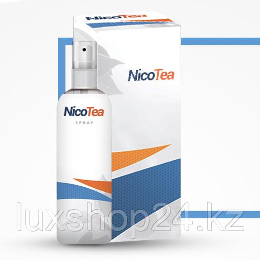 NicoTea спрей против курения