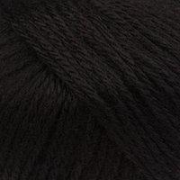 Пряжа 'Baby Wool XL' 20 кашемир, 40 меринос. шерсть, 40 акрил 100м/50гр (803 чёрный) (комплект из 5 шт.)