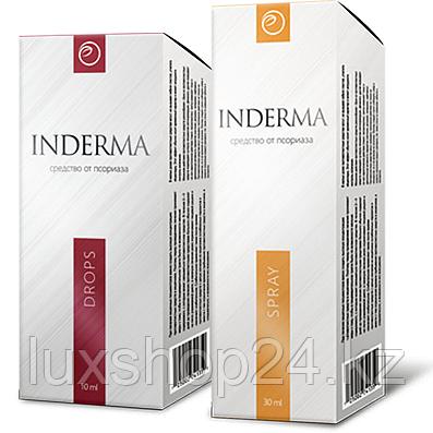 Индерма (INDERMA) препарат от псориаза