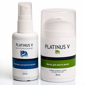 Platinus V спрей для волос