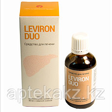 Leviron Duo для восстановления печени, фото 3
