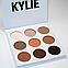 Тени Kylie Kyshadow The Bronze Palette (палетка из 9 оттенков), фото 5