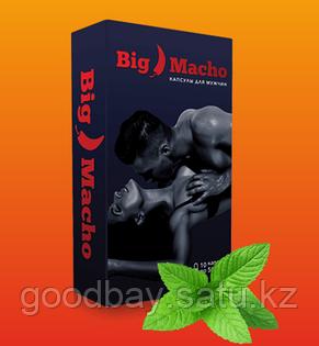 Big Macho (Биг Мачо) капсулы для мужчин, фото 2