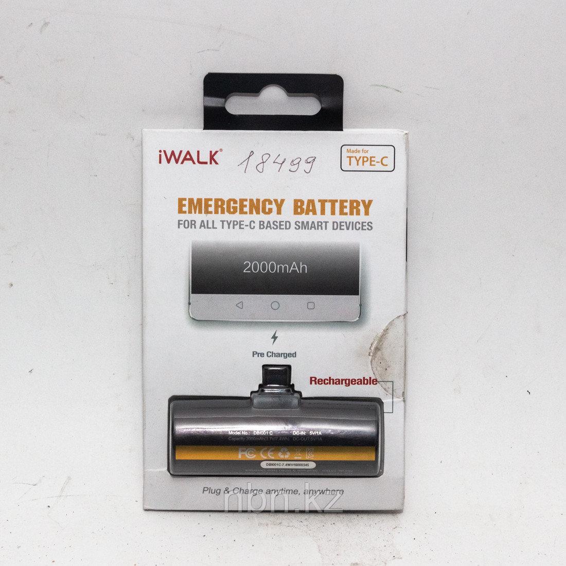 Портативное зарядное устройство iWalk A90