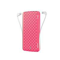 Портативное зарядное устройство iWalk UBT12000X Pink, фото 1