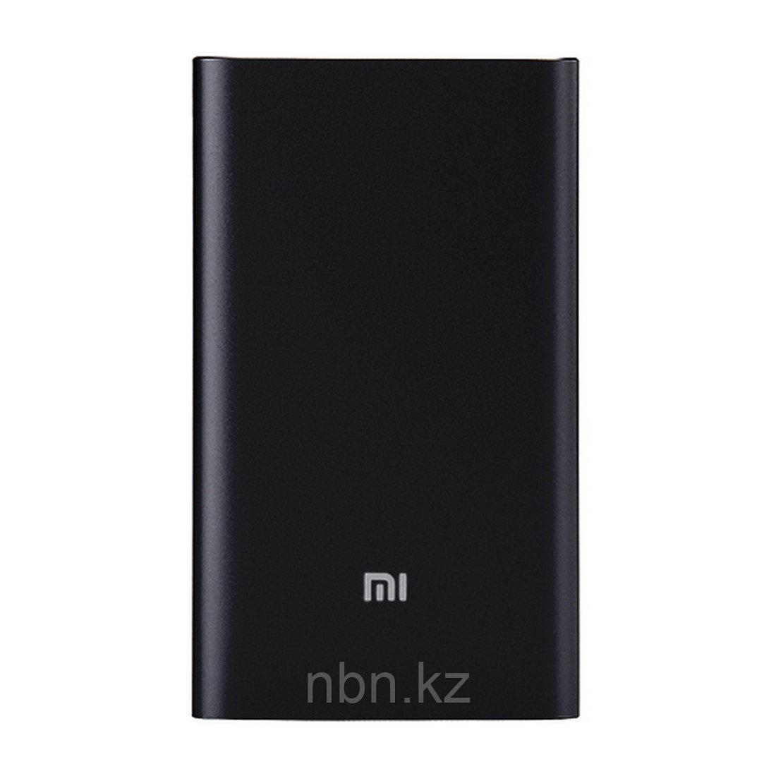 Портативное зарядное устройство Xiaomi Mi Power Bank 10000mAh V2 Чёрный