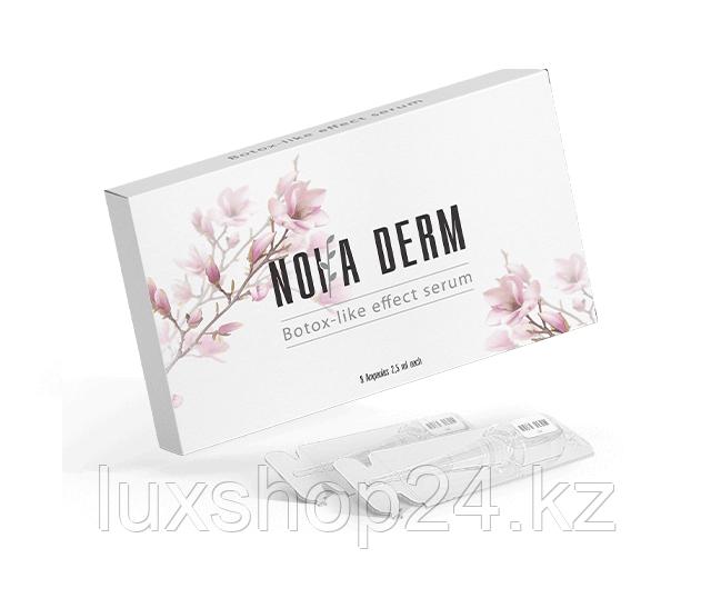 Noia Derm (Ноя Дерм) сыворотка с ботокс эффектом