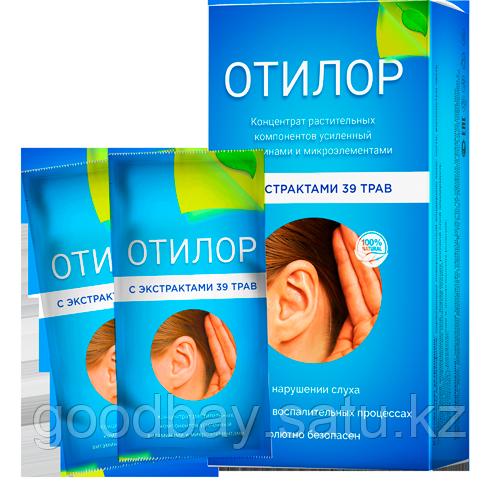 Отилор средство для восстановления слуха