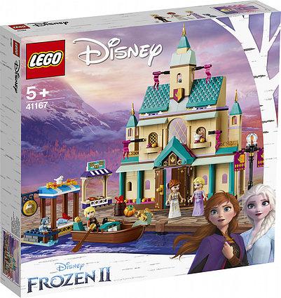 Конструктор Lego Disney Деревня в Эренделле