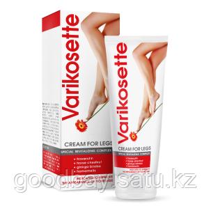 Антиварикозный крем Varikosette (Варикосетте)