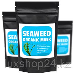 Seaweed Organic Mask - отбеливающая органическая маска для лица
