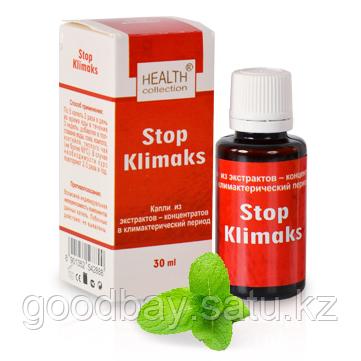 Капли Stop Klimaks от климакса (Health Collection), фото 2