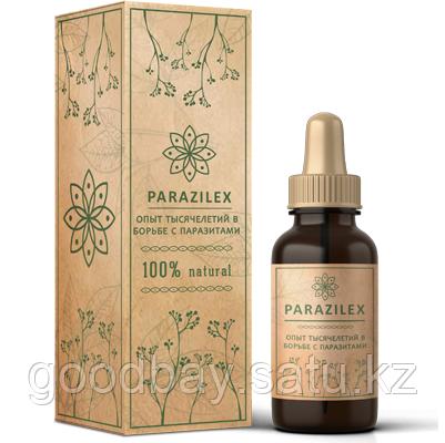 Parazilex (Паразилекс) капли от паразитов, фото 2