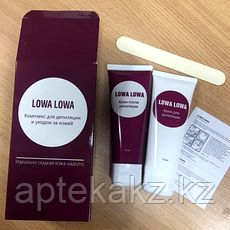 Крем Lowa Lowa для депиляции (2 шт), фото 3