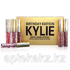 Набор помады Kylie Birthday Edition (6 цветов), фото 2