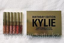 Набор помады Kylie Birthday Edition (6 цветов), фото 3