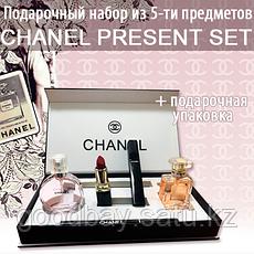 Набор Шанель 5 в 1 (Chanel), фото 2