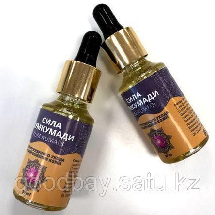 Сила Кумкумади масло от морщин, фото 2