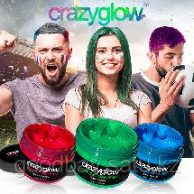 CrazyGlow крем для окрашивания волос, фото 3